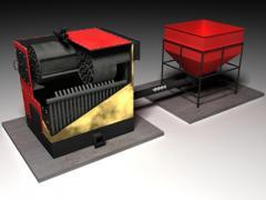 Комплектующие и запасные части к котлам, материал