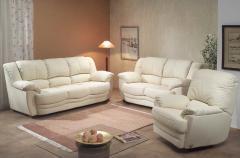 The general room furniture, upholstered furniture,