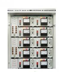 The device control and alarm VVK - 331