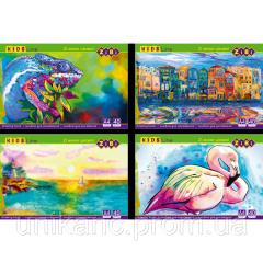 Альбом для малювання ZiBi Kids Line 40арк. 120г/м2