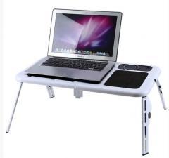 Столик для ноутбука E-Table (LD09) с охлаждением +