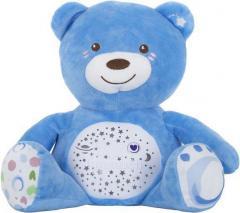 Мягкая музыкальная игрушка Медвежонок с проектором