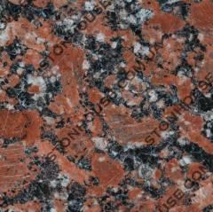 Kapustinsky Granite Rosso Santiago GR1