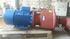 Motor reducers planetary MR2-315,  MR2-500