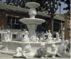 Fountain granite Kharkiv