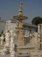 Fountain granite Odessa