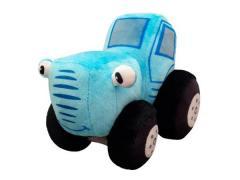Мягкая игрушка Синий трактор