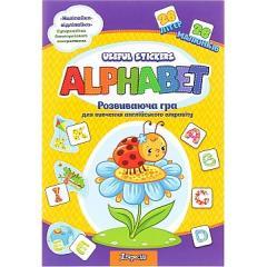 Набор для изучения английского алфавита с