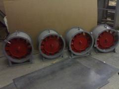 Axial ship and common industrial to buy fans