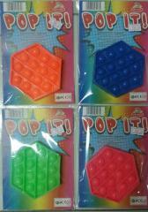 Антистресс игрушка Pop It попит
