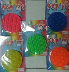 Антистресс игрушка Pop It попит круг