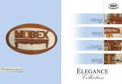 Elegance (Romania) collection of furniture MOBEX
