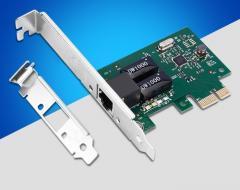 Сетевая карта Realtek RTL8111E Gigabit Ethernet
