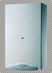 Котел с проточным теплообменником Flores Dual