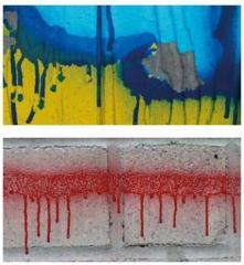 Anti-graffiti, fight against graffiti, protection