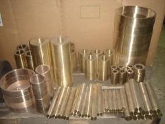 Plugs bronze BRA9ZH4L (BrAZh 9-4)