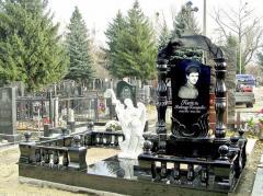 Пам'ятники фігурні гранітні виробництво продаж