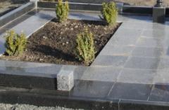 Tile granite under the order production sale