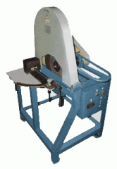 Machine abrasive and detachable fashions. 82AC400