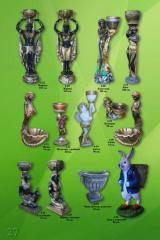 Sculptures ceramic Sadovyi production sale
