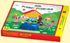 Plasticine children's