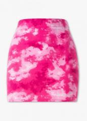 Женская приталенная короткая юбка C&A M...