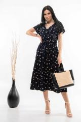 Платье Ри Мари Джослин ПЛ 1521 42 черника