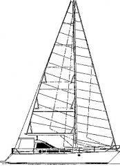 Океанская  парусно-моторная яхта «САФ»