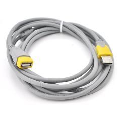 Подовжувач USB 2.0 V-Link AM / AF,  5.0m,  1...