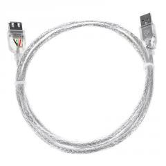 Удлинитель USB 2.0 AM/AF,  10.0m,  1 феррит,...