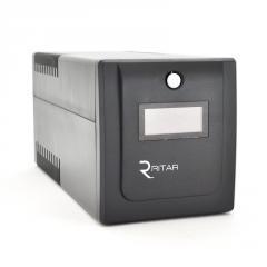 ДБЖ Ritar RTP1000 (600W) Proxima-D,  LCD, ...