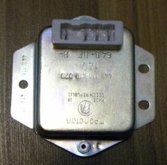Реле зарядки Ява 350, 638, 12V. П-во Чехия