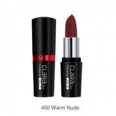 HD матовая помада для губ Unice CLARAline 450 Warm Nude, 4,2 г