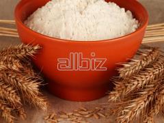 Мука пшеничная первого сорта, товар от