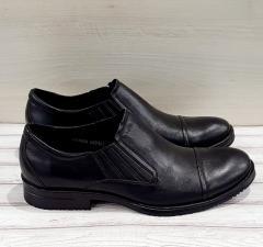Мужские туфли, классические Faber. Натуральная