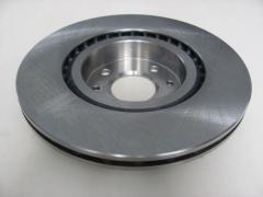 Тормозной диск передний Fiat Doblo 05-09 R15  