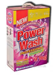 Organic household chemicals, porshka washing from