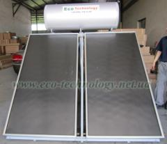 Flat solar collector of JFP-300 of liters