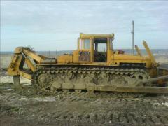 Bulldozers T 130,T 170, DET 250, T 330, T 500, T