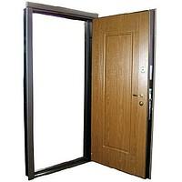 Двери стальные входные, Дверь металлическая