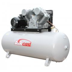Поршневой компрессор AirCast CБ4/Ф-500.LT100...