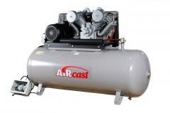 Поршневой компрессор AirCast CБ4/Ф-500.LT100-