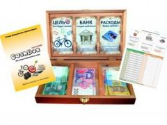 Children's financial game - CashBox