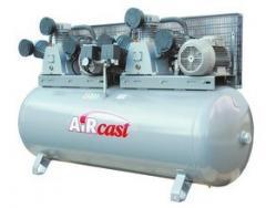 Поршневой компрессор AirCast CБ4/Ф-500.LB75T (РМ-3129.04)