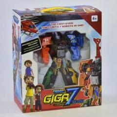 Трансформер тобот Tobot Giga 7 mini 528