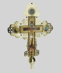 Крест большой №3 запрестольный комбинированный