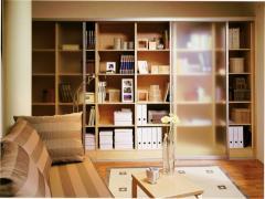 Шкафы для библиотек под заказ, купить, Киев