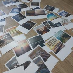 Большой набор открыток 60шт Лучшие мотивацион