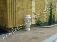 Facing natural stone Kiev