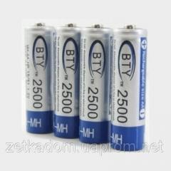 AA 1.2V 2500 Ni-MH 20 piece / Batteries AA 1.2V